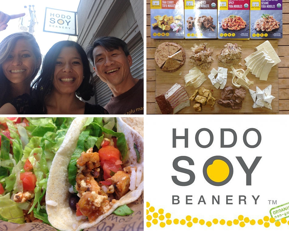 Have you ever wondered how tofu is made? Toni Okamoto and Michelle Cehn take you inside the Hodo Soy Beanery (makers of Chipotle's Sofritas) and show you how it's done!