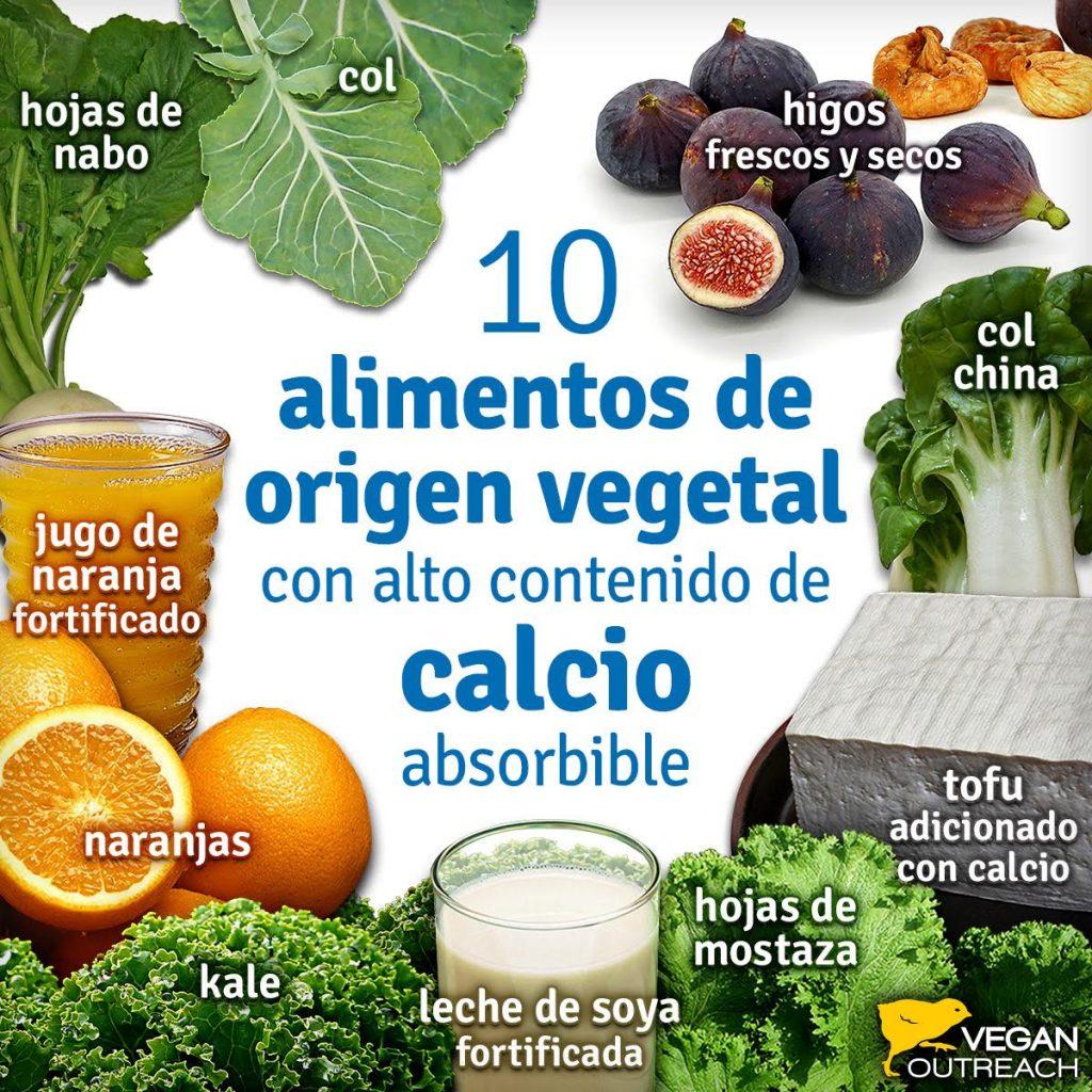 que alimentos son ricos en calcio y vitamina d