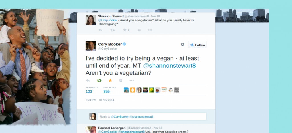 Cory-Booker-on-Twitter-I-ve-decided-to-try-being-a-vegan-at-least-until-end-of-year.-MT-shannonstewart8-Aren-t-you-a-vegetarian--1200x547