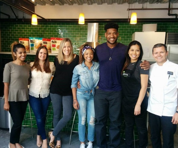 Gardein Team with David and Paige Carter