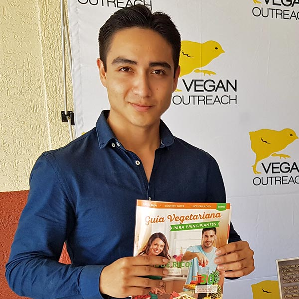 Vegan Outreach testimonial
