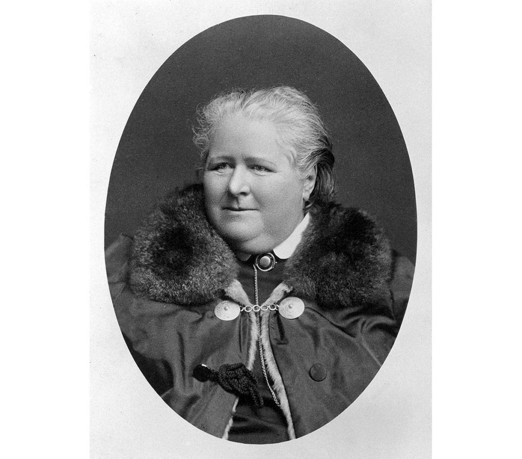 Frances Power Cobbe