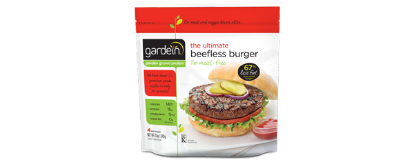Gardein Ultimate Beefless Burger Package