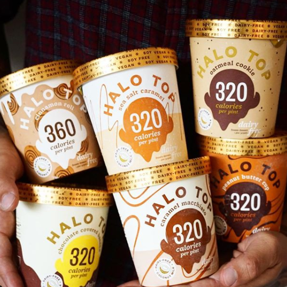Halo Top Image