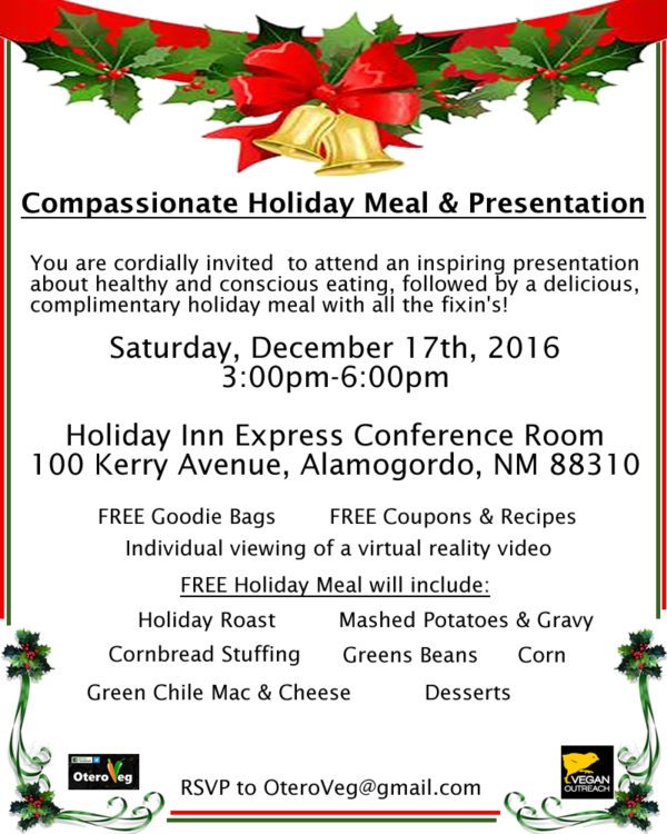HolidayMealFlyer