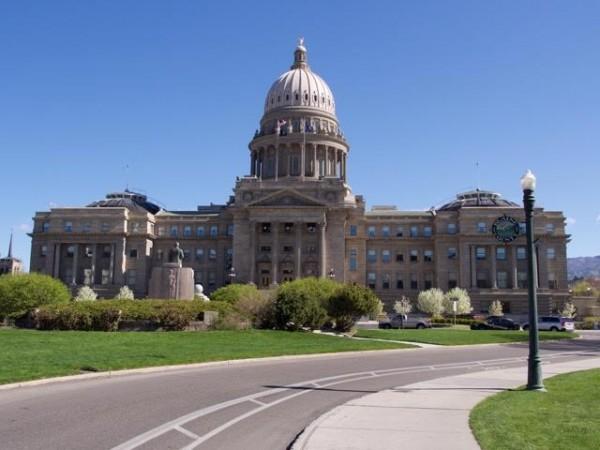 Idaho Capital Building