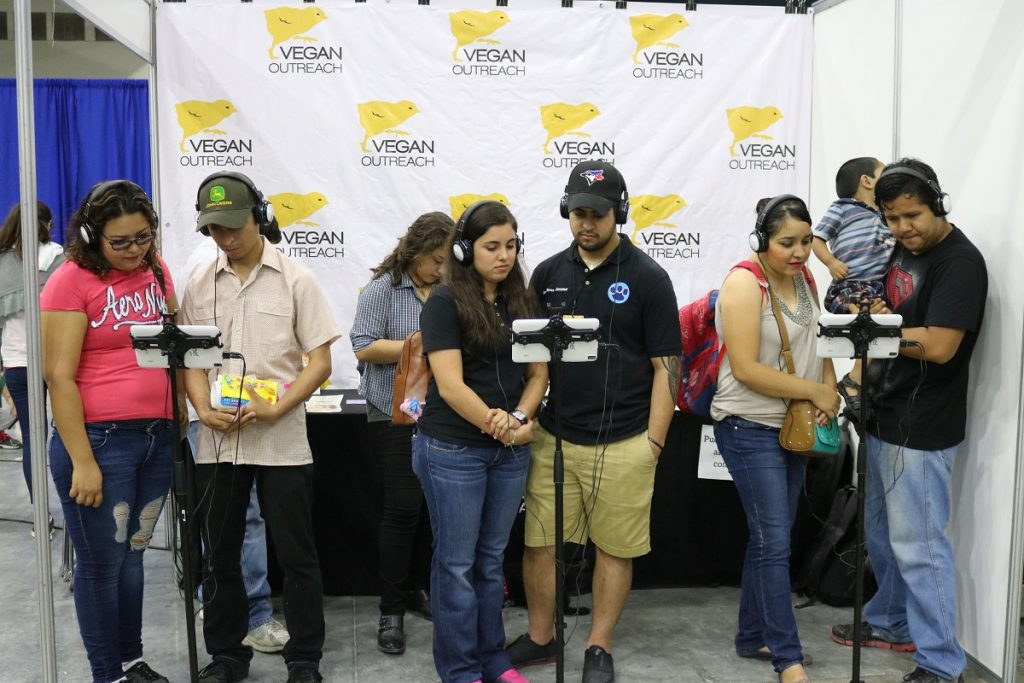 Gira Expo Conciencia Animal PPV