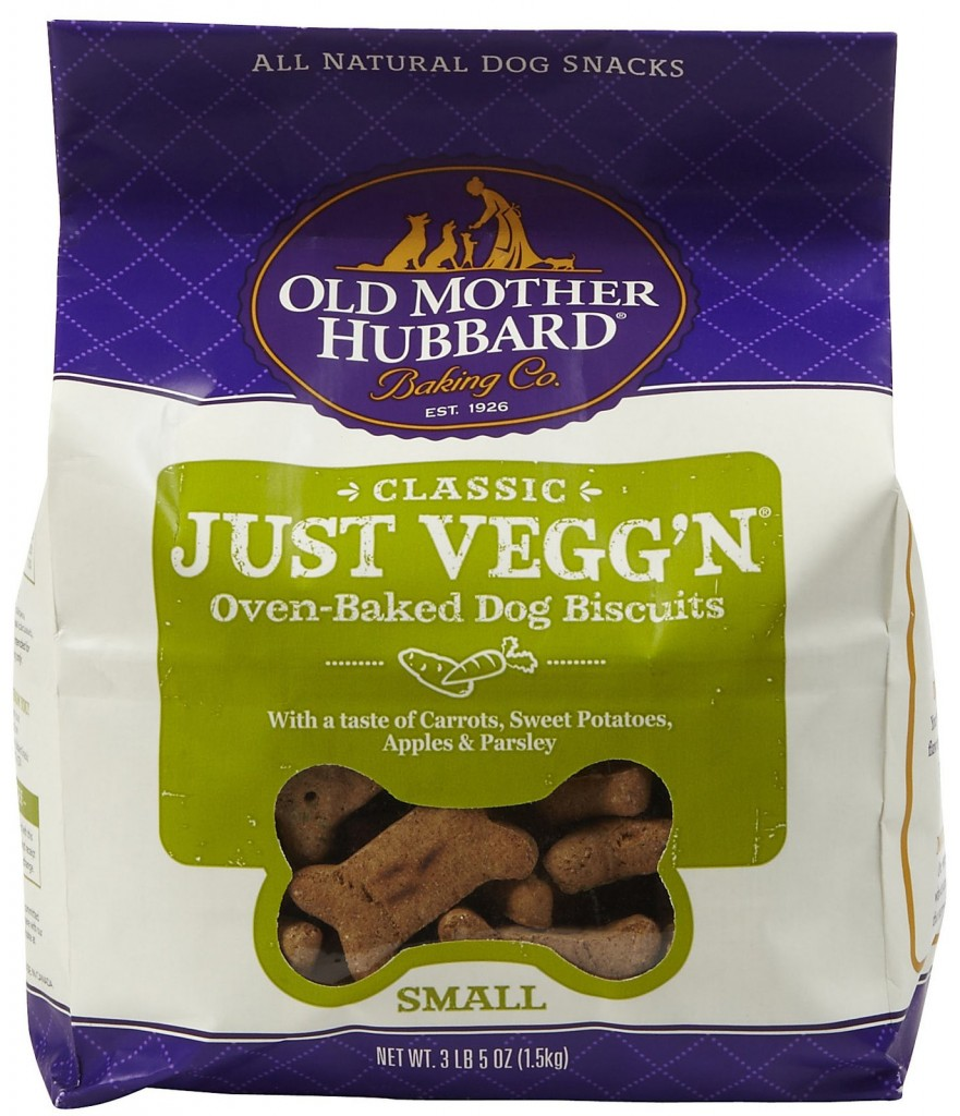 OMH Vegan Dog Biscuits