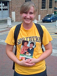 Shannon at USM