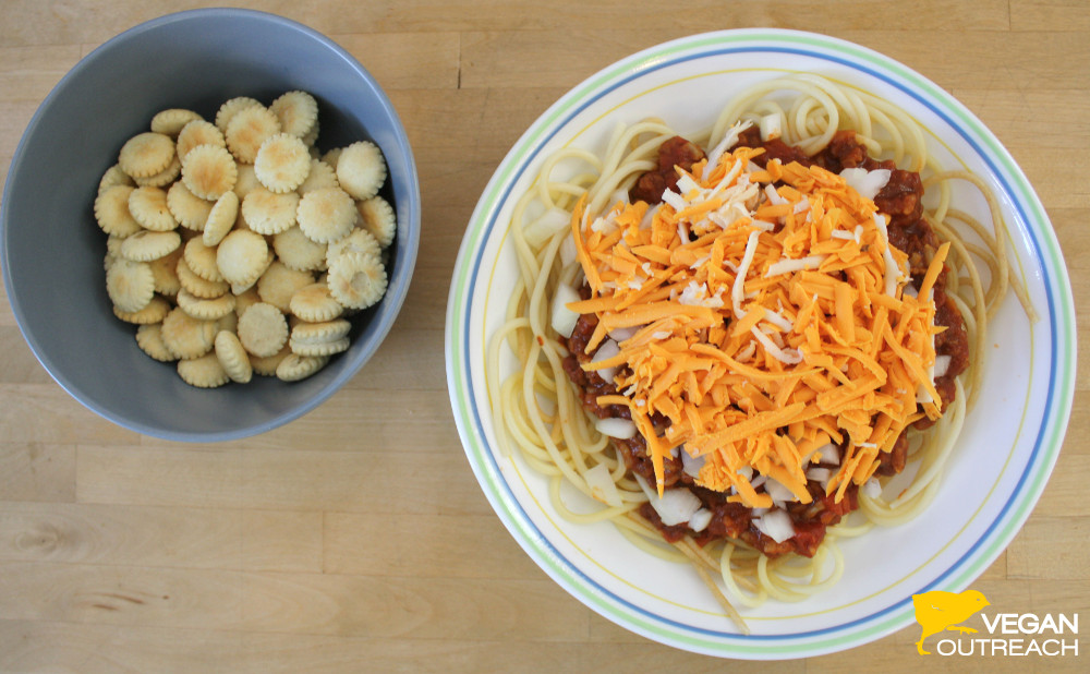 Vegan Cincinnati Chili Recipes — Dishmaps