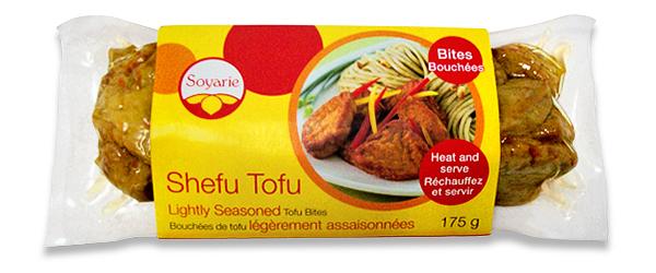 Soyarie Shefu Tofu Bites