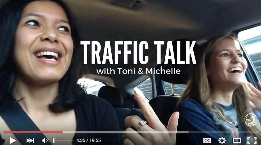 Traffic Talk – a new Q&A series where we answer your questions about vegan food and lifestyle. In our first episode, we answer questions about transitioning to veganism, talk about budget foods, and give tips on how to handle silly comments. Give it a listen!