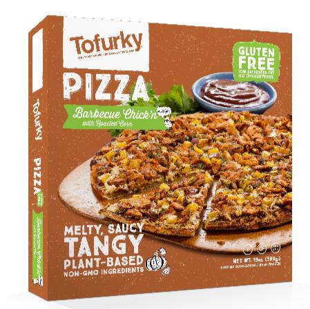 Tofurky Pizza
