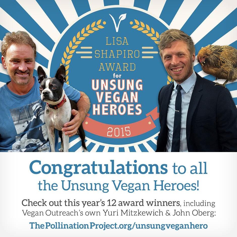 Unsung Vegan Heroes