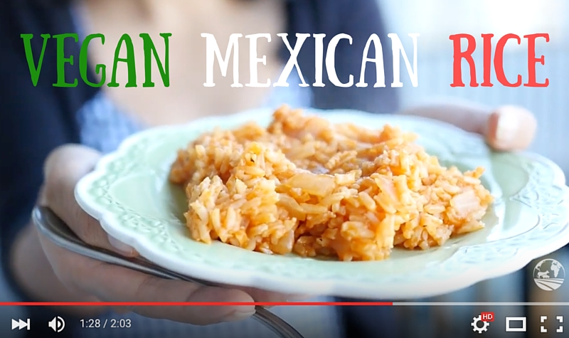 VEGAN MEXICAN RICE-2