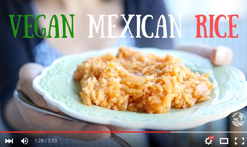 VEGAN MEXICAN RICE-2