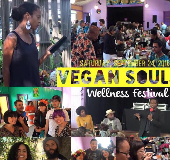 Vegan Soul Wellness Festival