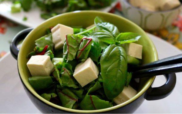 Vegan Tofu Pho