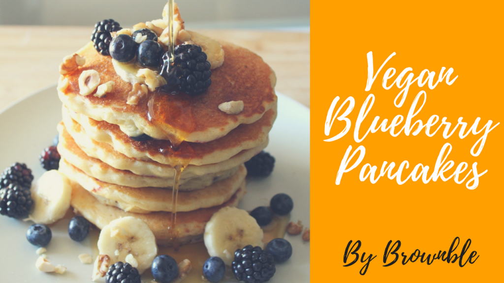 Vegan_blueberry_Pancakes