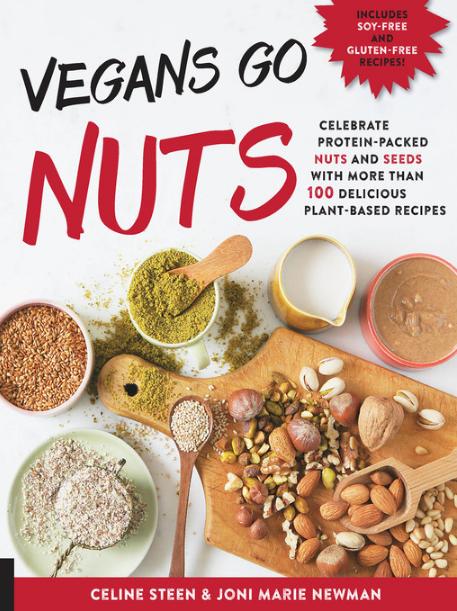 Vegans Go Nuts Cookbook