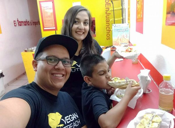 Eating in Xalapa
