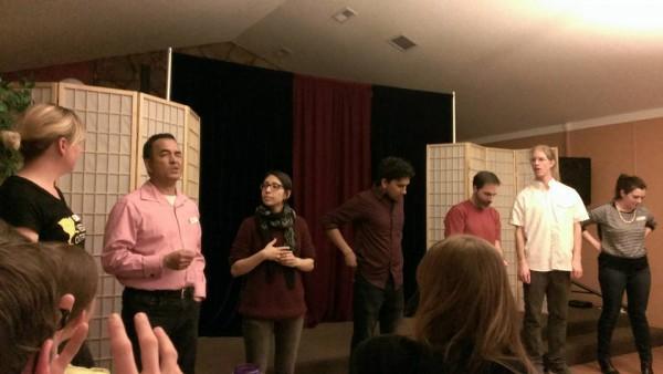 comedyshow improvisers