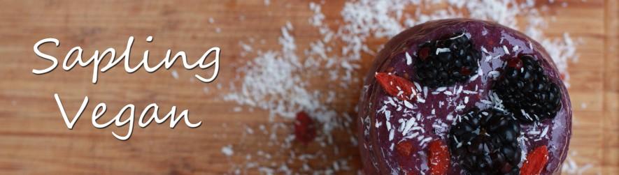 Veg Food Fridays with Sapling Vegan on the Vegan Outreach blog!