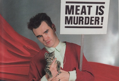 Madison Square Garden Goes Vegan For Morrissey! Find out more on the Vegan Outreach blog!
