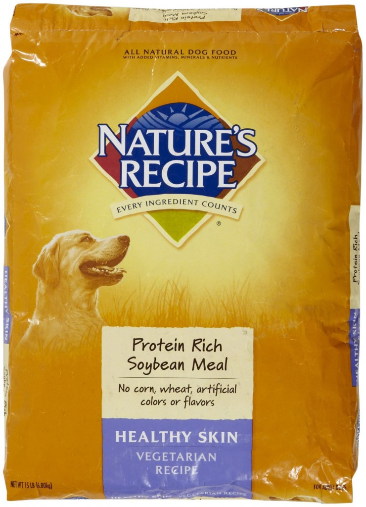 Nature's Recipe Vegan Dog Food!